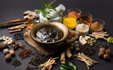 Natural Ingredient in Ayurveda which help our body to heal from within